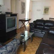 Toronto Furnished Living Sherbourne