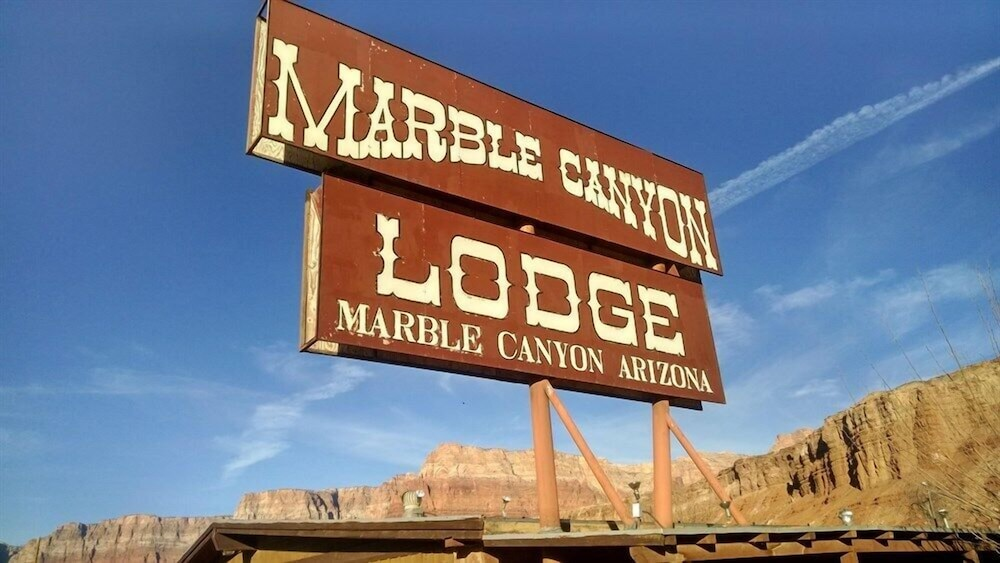 Featured Image, Marble Canyon Lodge