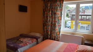 2 chambres, décoration personnalisée, ameublement personnalisé