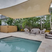 Pompano Beach Beachside Home with Private Pool