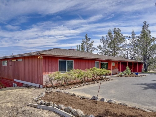 Check Expedia for Availability of Mid Century Deschutes River Cabin