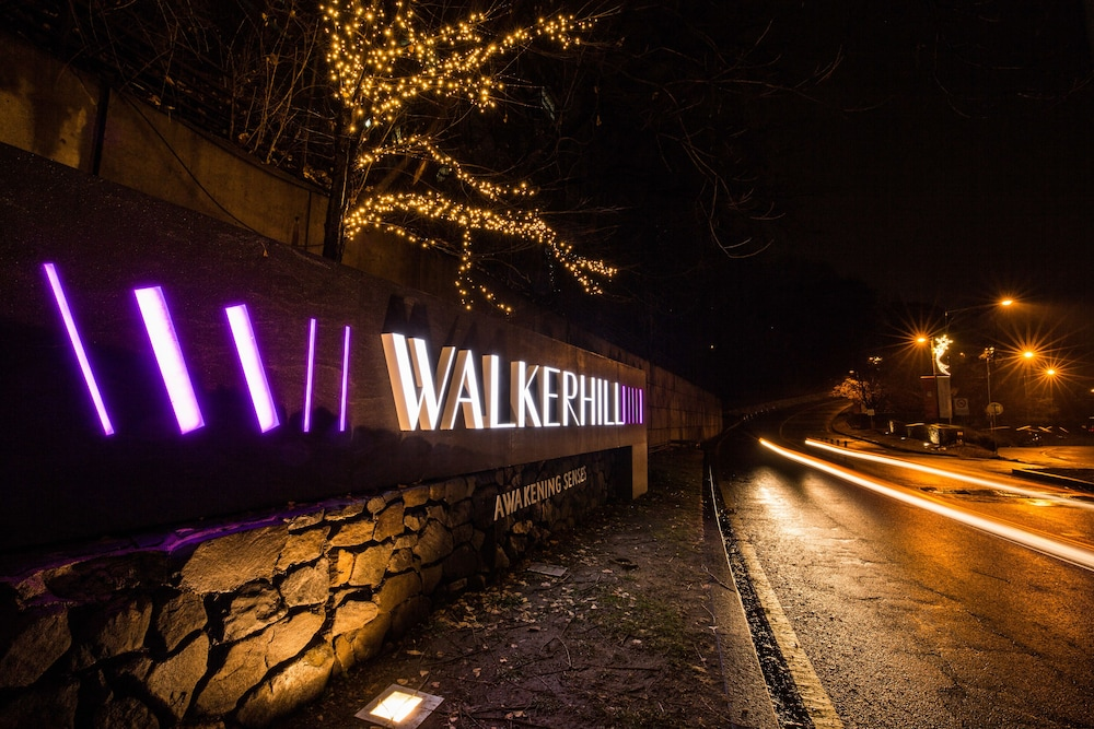 Property Entrance, Grand Walkerhill Seoul