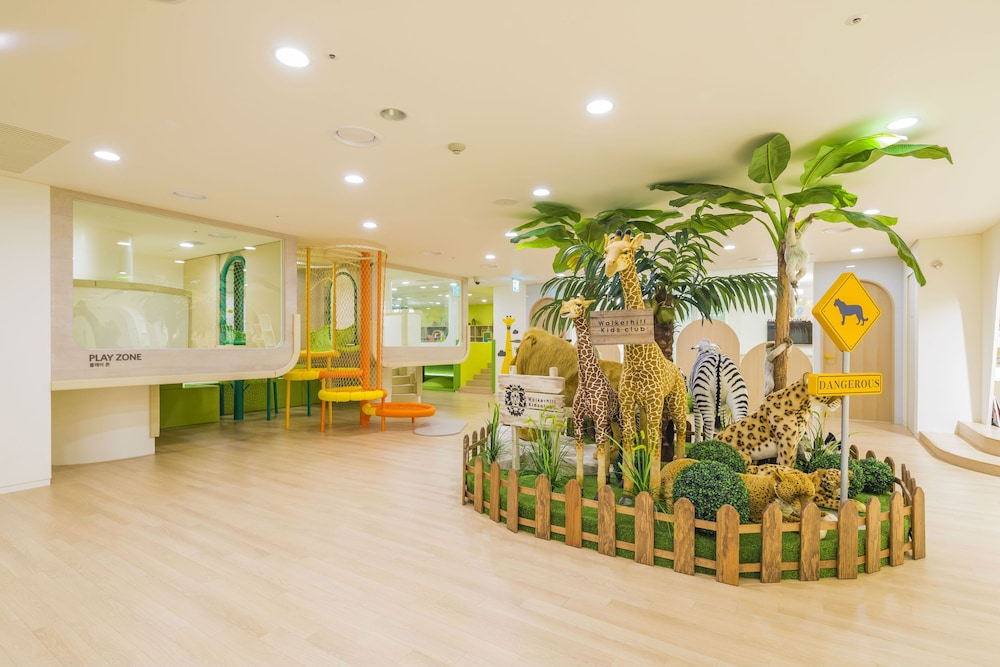 Children's Play Area - Indoor, Grand Walkerhill Seoul