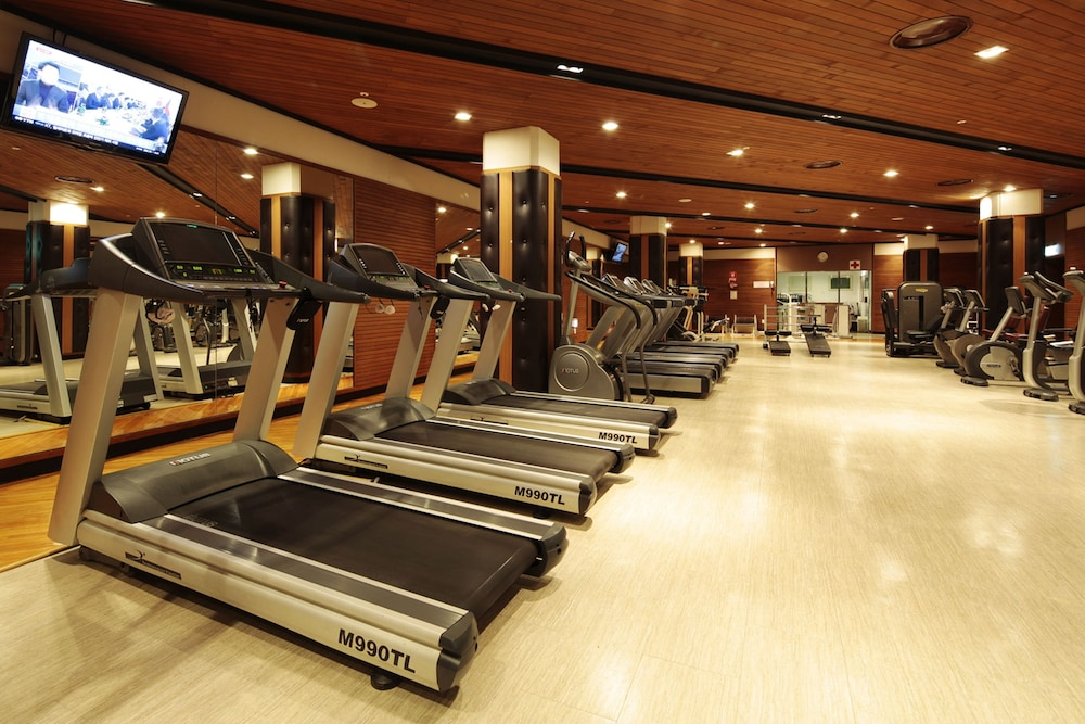 Fitness Facility, Grand Walkerhill Seoul