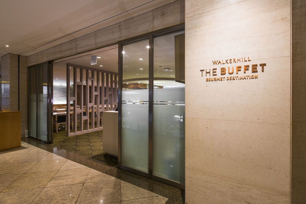 Buffet, Grand Walkerhill Seoul