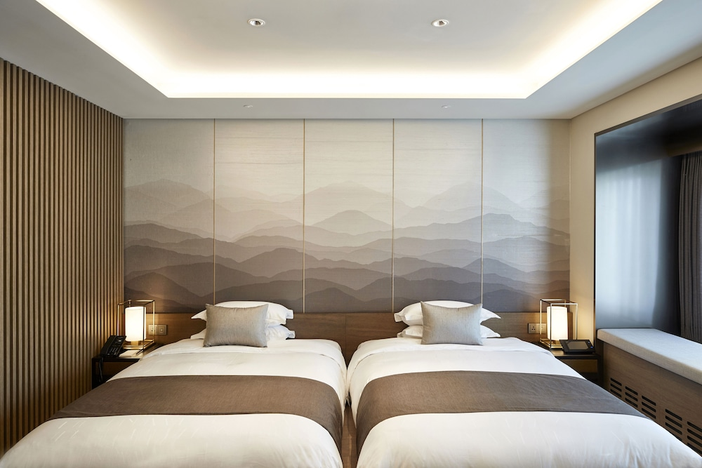 Room, Grand Walkerhill Seoul