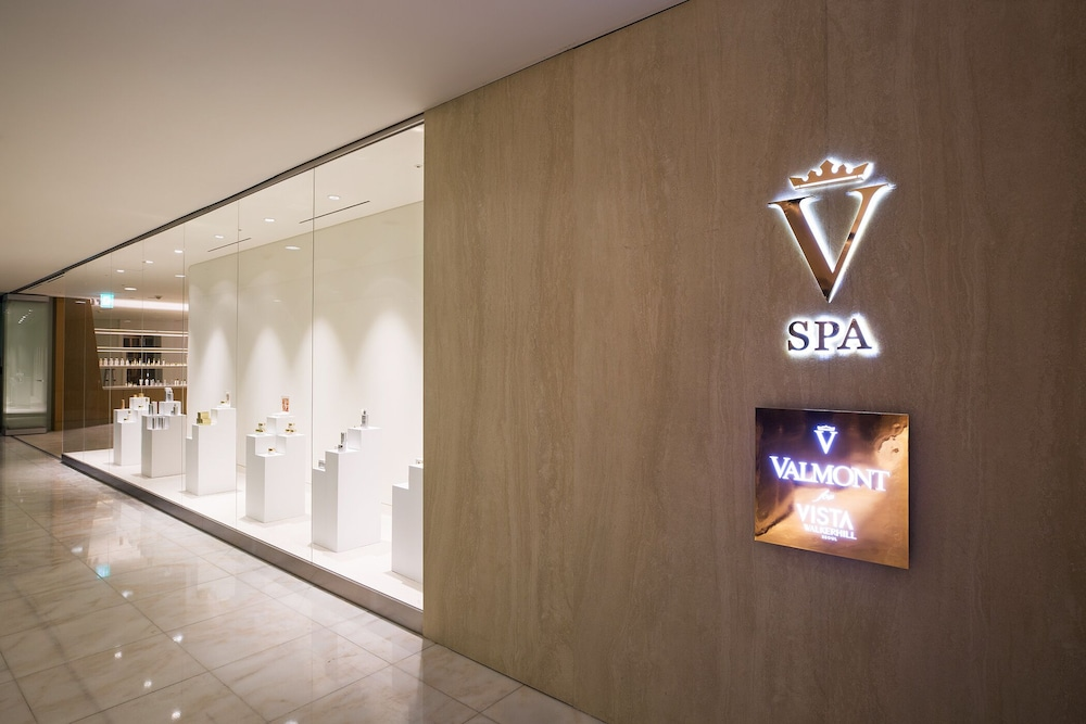 Spa Treatment, Grand Walkerhill Seoul