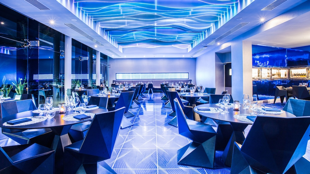 Restaurant, Temptation Cancun Resort  - All Inclusive- Adults Only