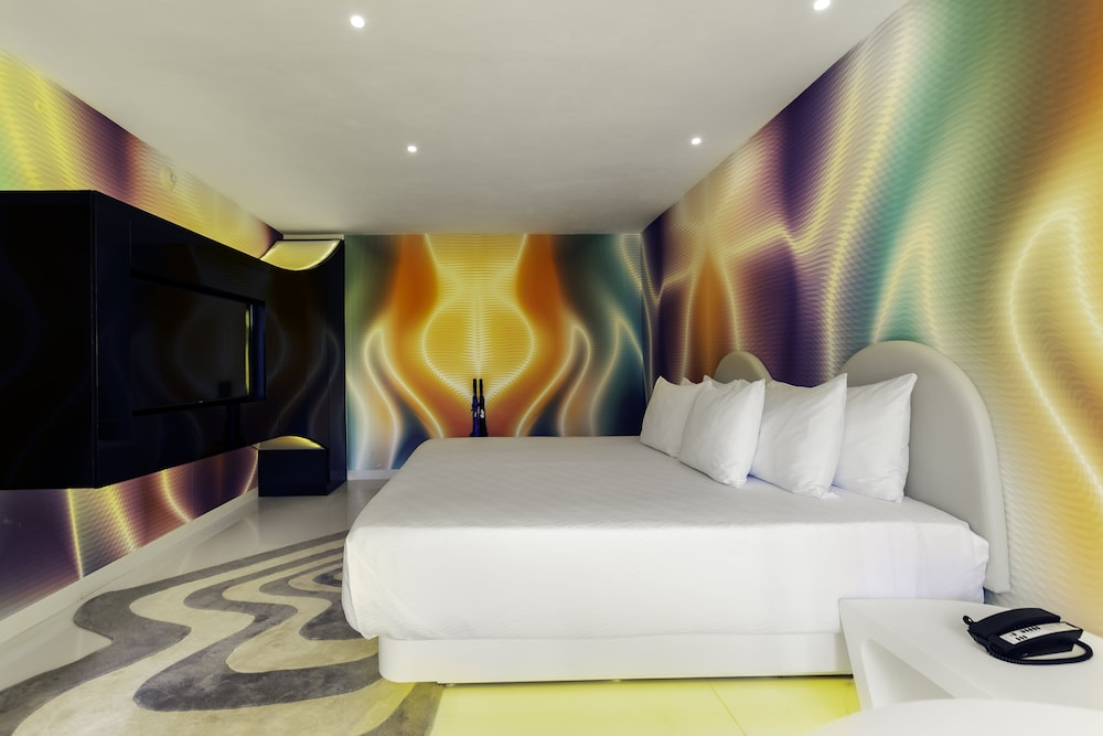 Room, Temptation Cancun Resort  - All Inclusive- Adults Only