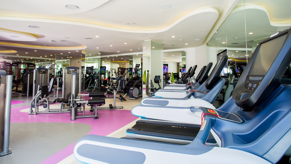 Gym, Temptation Cancun Resort  - All Inclusive- Adults Only