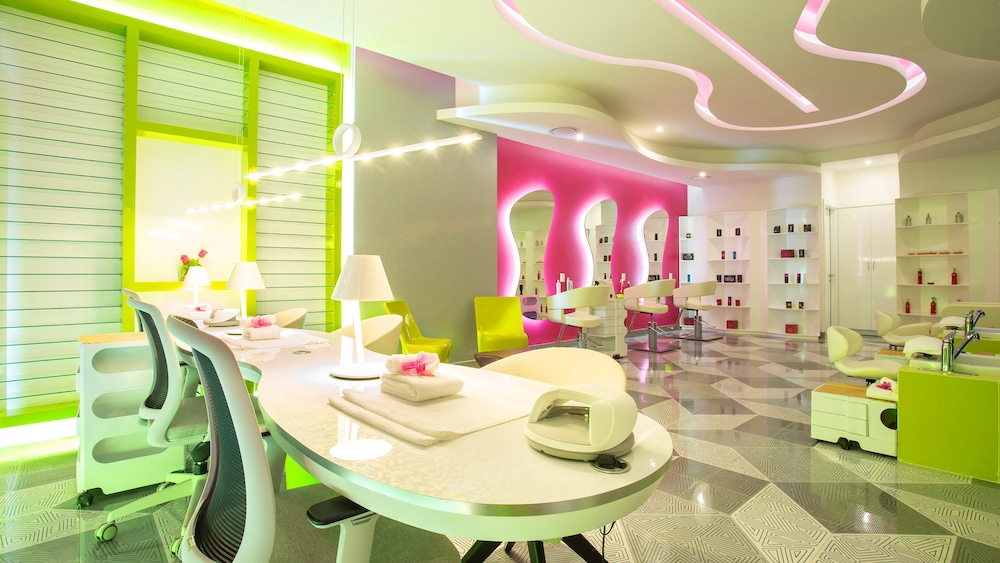 Hair Salon, Temptation Cancun Resort  - All Inclusive- Adults Only