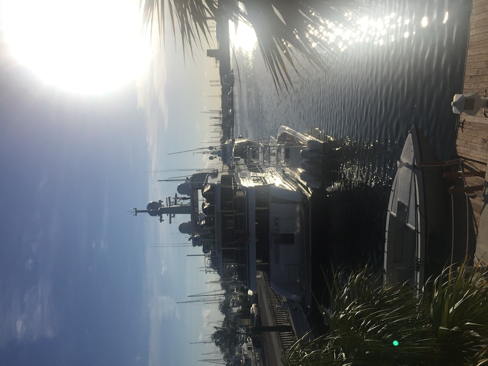View from Property, The Perry Hotel Key West