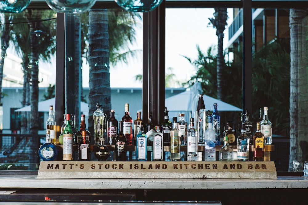 Bar, The Perry Hotel Key West