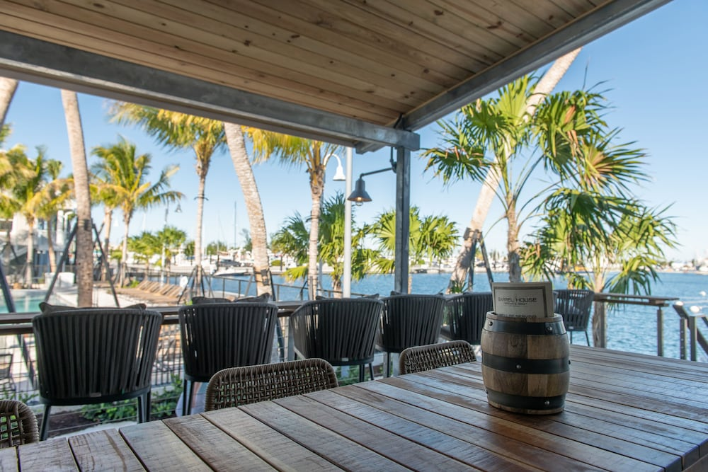 Poolside Bar, The Perry Hotel Key West