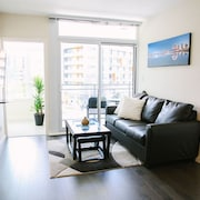 Modern 2BR in Olympic Village by Sonder