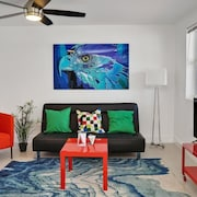 Vibrant Studio in Wynwood by Sonder
