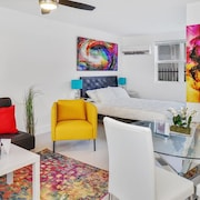 Colorful Studio in Wynwood by Sonder