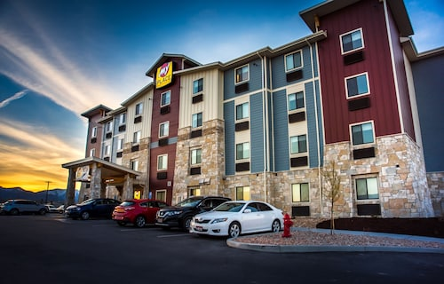My Place Hotel-West Jordan
