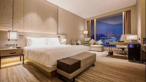 房內夾萬、窗簾、免費嬰兒床、免費 Wi-Fi