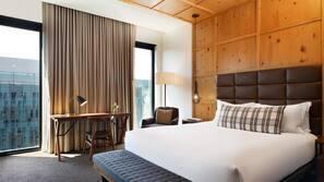 이탈리아 프레떼 시트, 고급 침구, 오리/거위털 이불, 필로우탑 침대