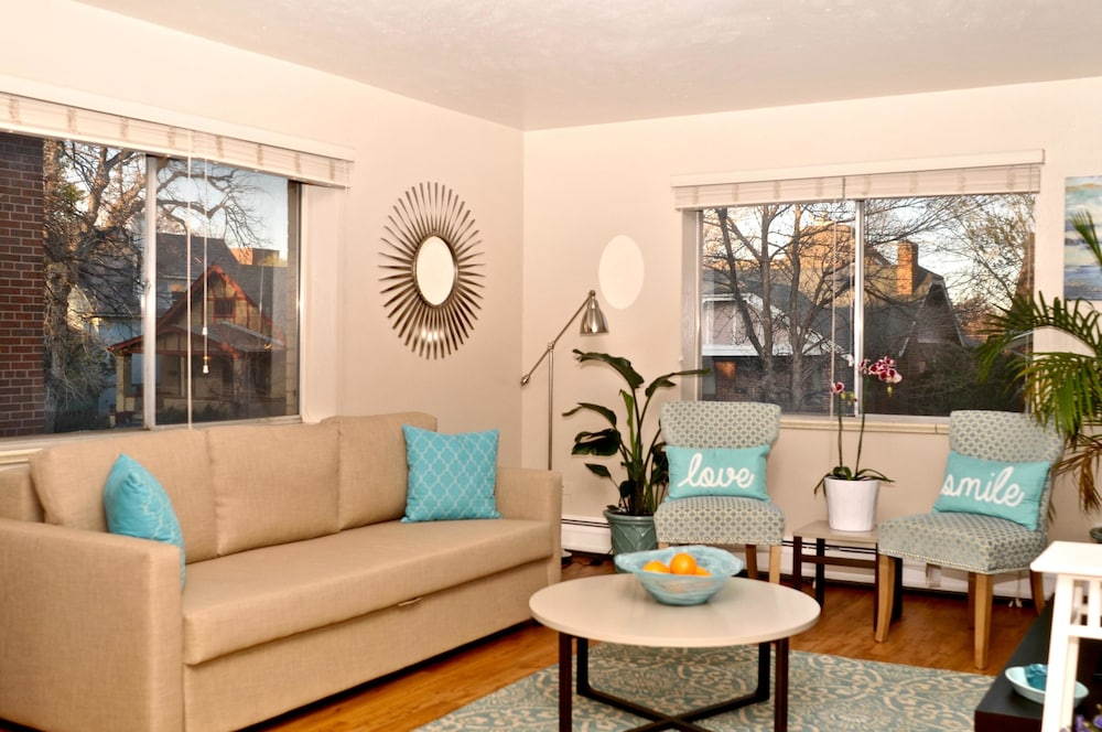 D018 1 Bedroom Apartment By Senstay Denver United States Expedia