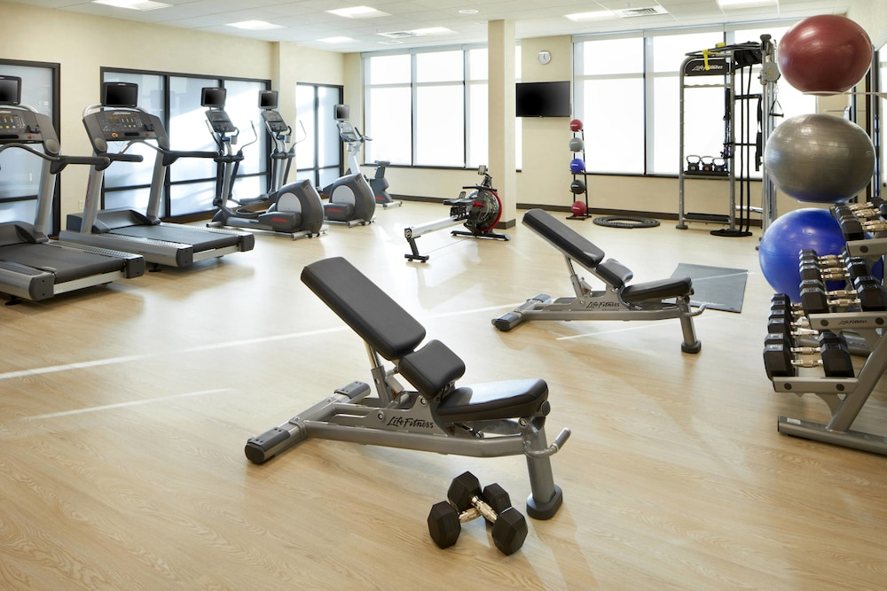 Fitness Facility, Courtyard by Marriott Charlotte Fort Mill, SC