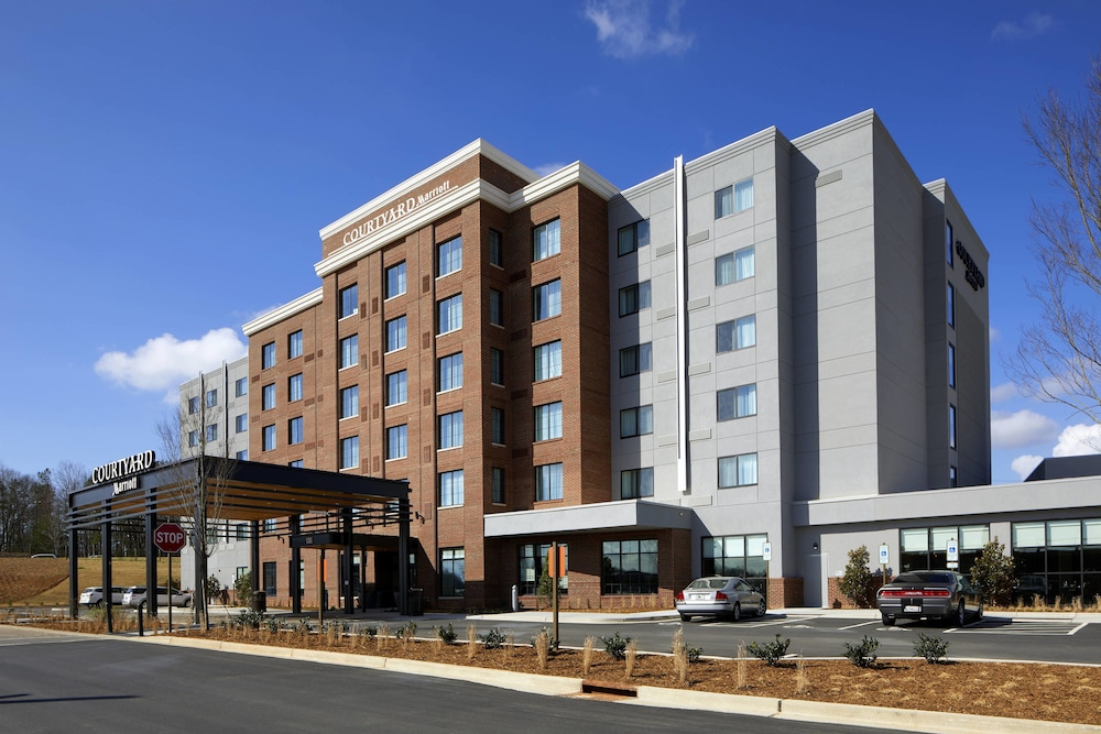 Exterior, Courtyard by Marriott Charlotte Fort Mill, SC