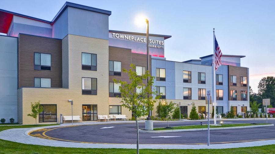 Towneplace Suites Cranbury South Brunswick