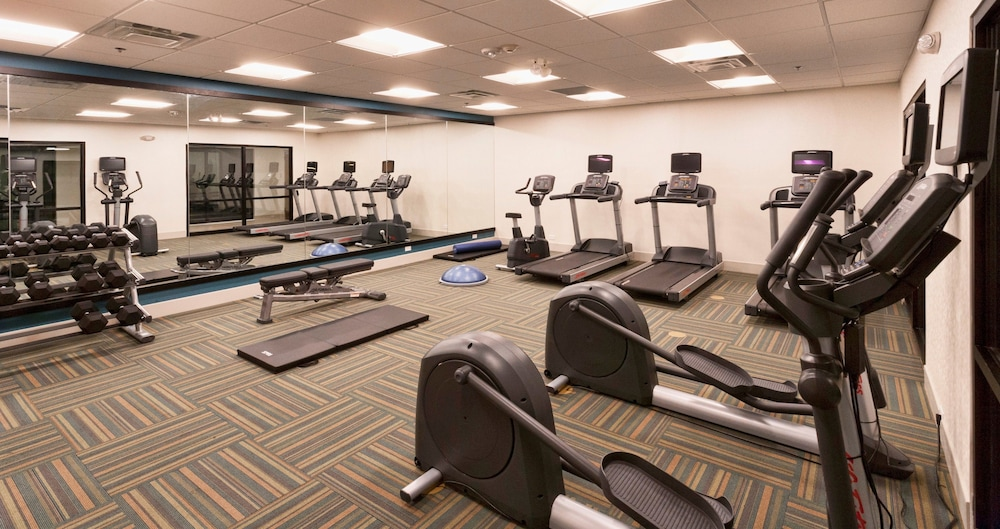 Fitness Facility, Holiday Inn Express & Suites Dodge City, an IHG Hotel