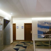 Intérieur de l'hôtel