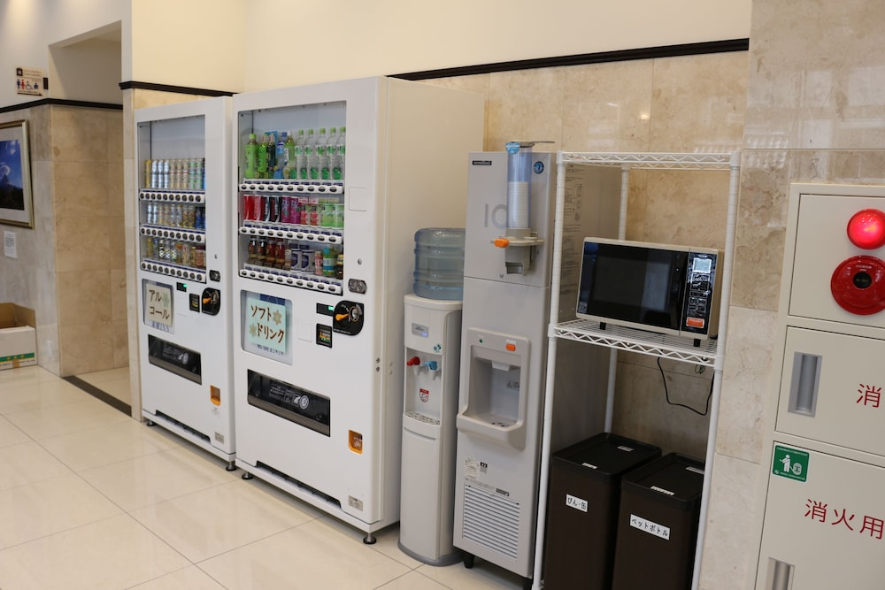 Vending Machine, Toyoko Inn Sasebo Ekimae