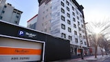 Two Heart Hotel Gimhae - Gimhae Hotels