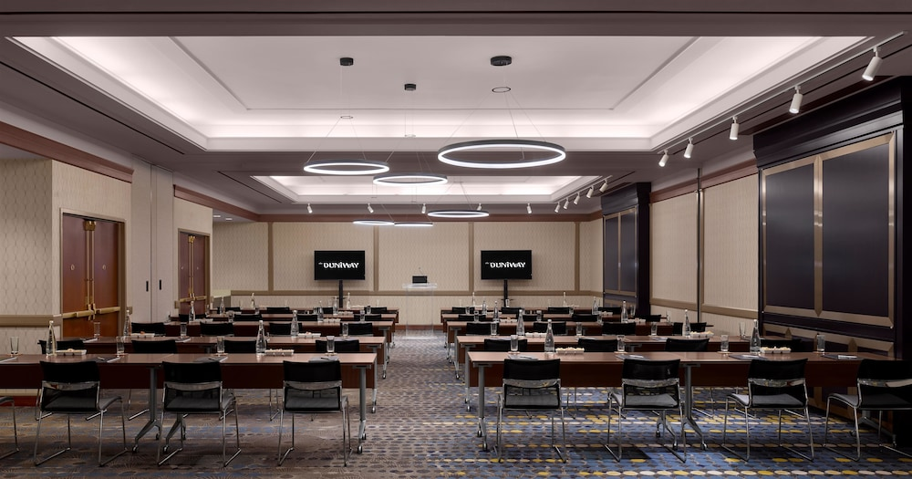 Meeting Facility, The Duniway Portland A Hilton Hotel