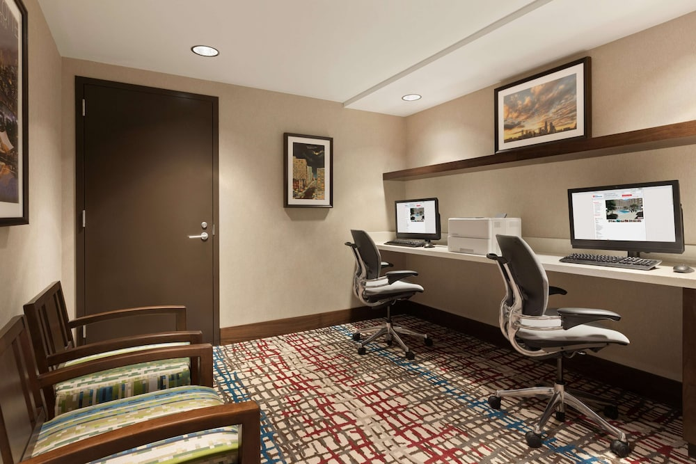 Business Center, Hilton Garden Inn Charlotte/SouthPark