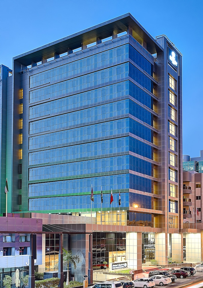 Royal Continental Hotel In Dubai Hotel Rates Reviews On Orbitz