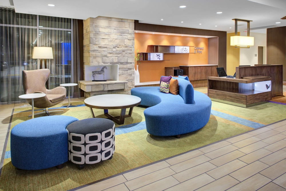Lobby, Fairfield Inn & Suites by Marriott Bakersfield North/Airport