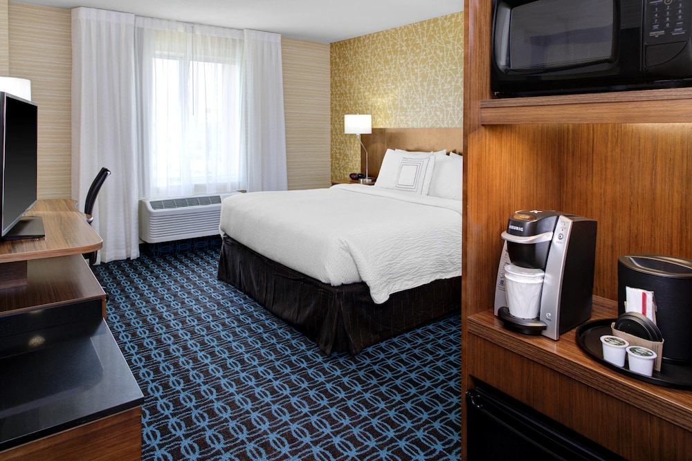 Room, Fairfield Inn & Suites by Marriott Bakersfield North/Airport