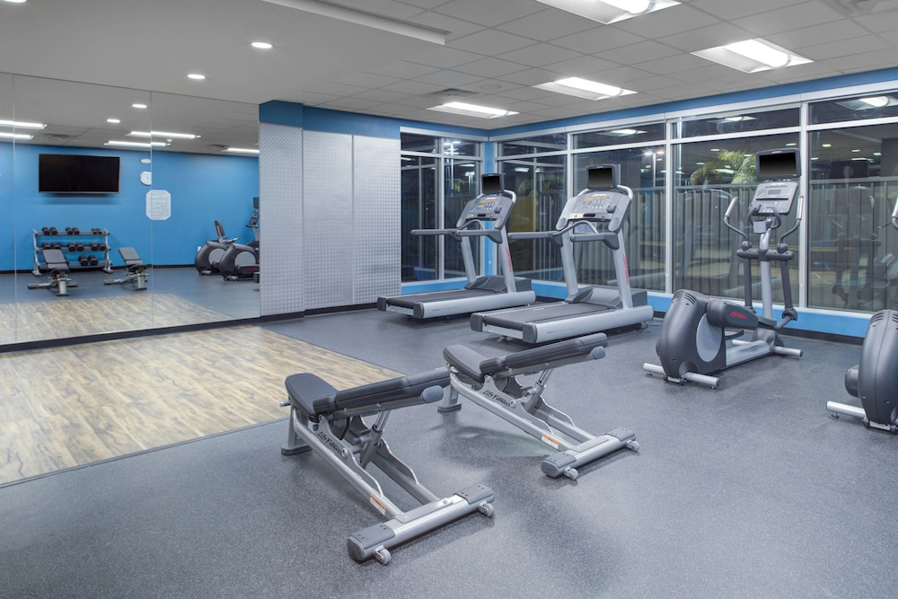 Fitness Facility, Fairfield Inn & Suites by Marriott Bakersfield North/Airport