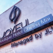 ジョイフル タイ ブティック ホテル チェンマイ
