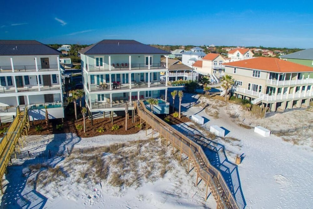 Aerial View, 5 O'Clock Somewhere 8 Bedroom Holiday Home by Five Star Properties