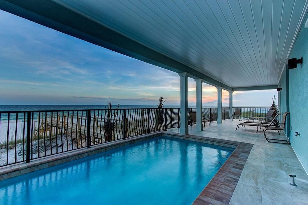 Outdoor Pool, 5 O'Clock Somewhere 8 Bedroom Holiday Home by Five Star Properties