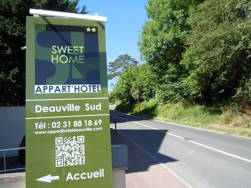 Sweet Home Appart Hotel Deauville Sud