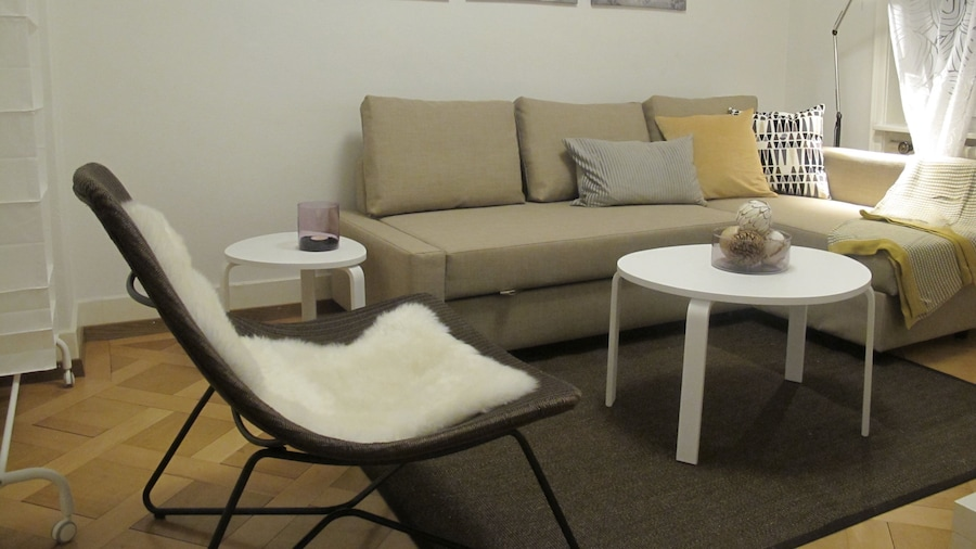 Zurich Furnished Apartments