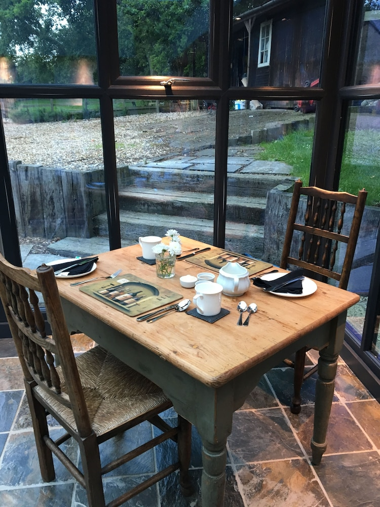 Dining, Bridleway Bed and Breakfast