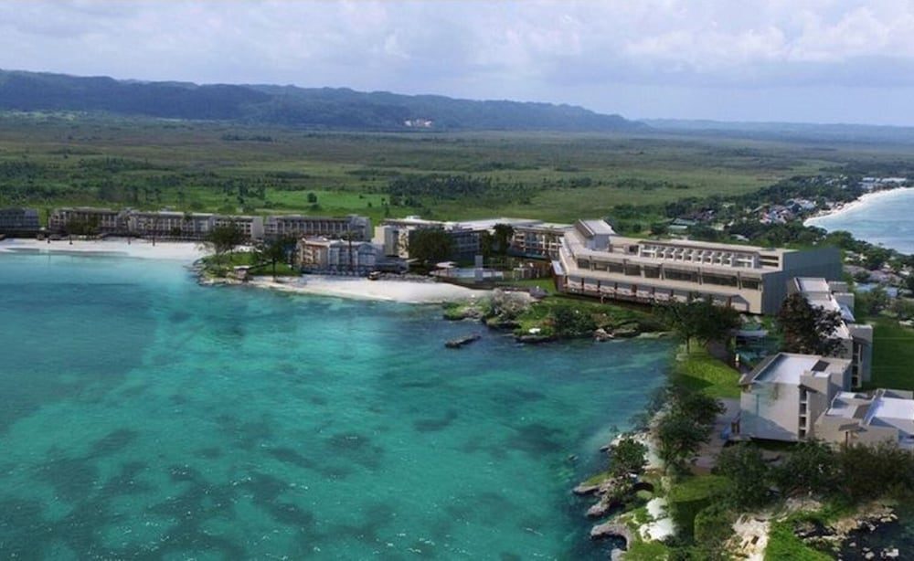 Aerial View, Grand Lido Negril Au Naturel Resort - All Inclusive