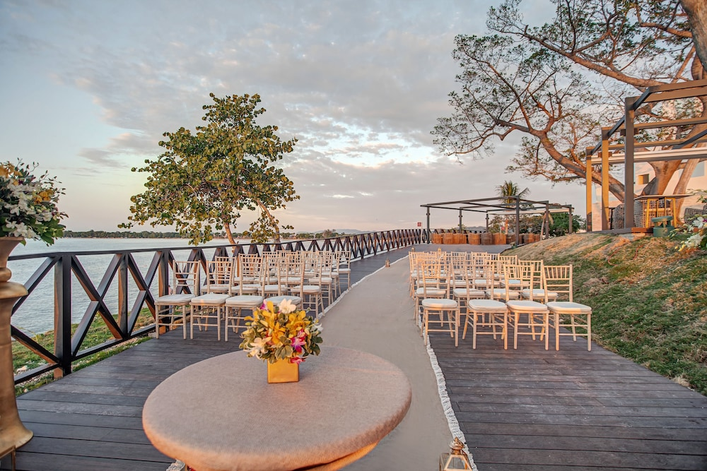Outdoor Wedding Area, Grand Lido Negril Au Naturel Resort - All Inclusive