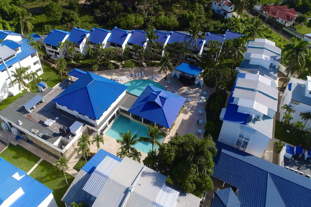 Aerial View, Ahnvee Resort Adults Only