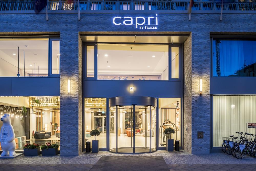 Capri Hotel Berlin