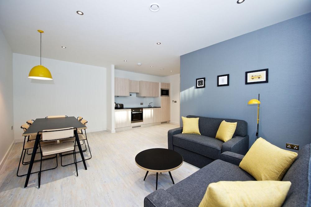 Staycity Aparthotel Manchester Piccadilly (Manchester ...