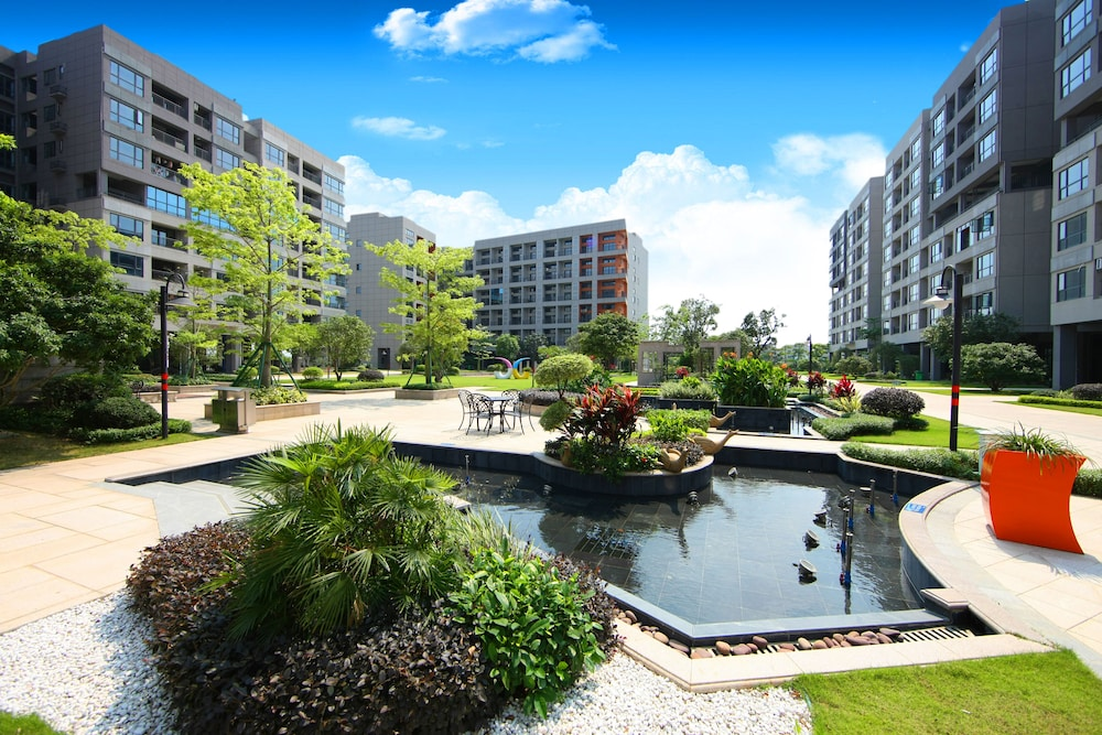 Country Garden Airport Kylin Apartment in Guangzhou | Hotel Rates ...